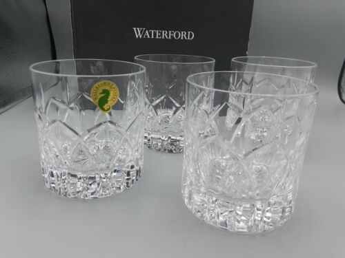 New Waterford Crystal TUMBLERS Set of 4 in Box
