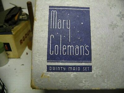 MARY COLEMANS DAINTY MAID SANITARY SET DOUCHE IRRAGATION