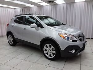 2016 Buick Encore 1.4L AWD SUV w/ BLUETOOTH, HEATED LEATHER, NAV