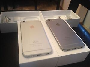Selling 2 16gb Iphone 6's compatible with Bell/ Virgin Kitchener / Waterloo Kitchener Area image 2