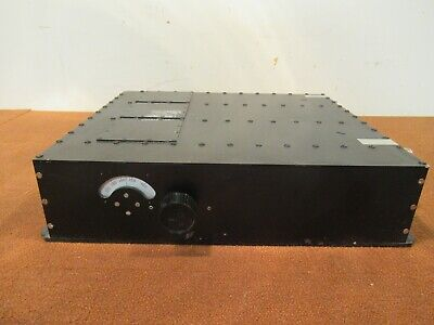 Kl X3hbt-100160-0.7n Nb566-1 Tunable Notch Band Reject Microwave Filter