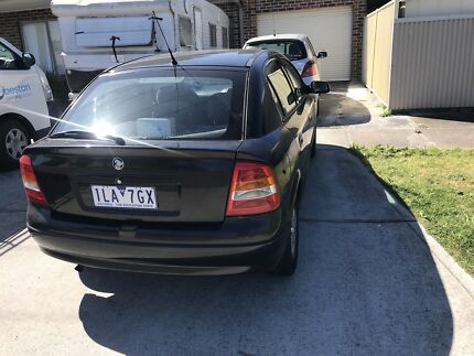 2002 holden astra for sale
