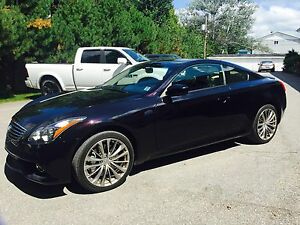 2012 INFINITI G37xs, AWD, Sport, Coupe. FINANCING AVAILABLE
