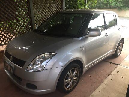 Suzuki swift 2005 Auto $2000