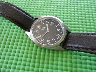 Swiss Army 40mm Garrison Quartz Watch (#2)