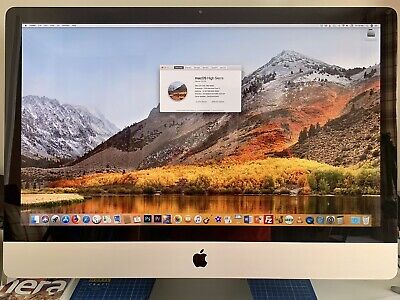 "27"" iMac 2010, Intel Core i7, 1TB, 16gb RAM. Excellent Condition."