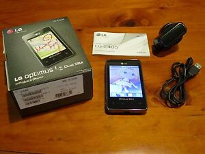 -SOLD !- LG Optimus L2 Phone W/ Dual Sim only $ 25 (negotiable). Bayview Darwin City Preview