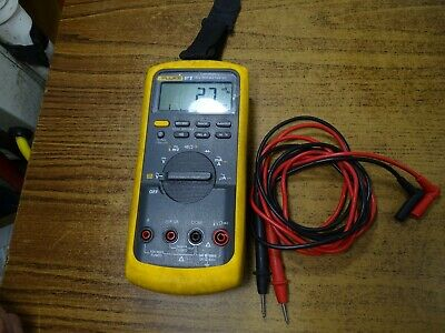 Fluke Networks 87v Multimeter True Rms