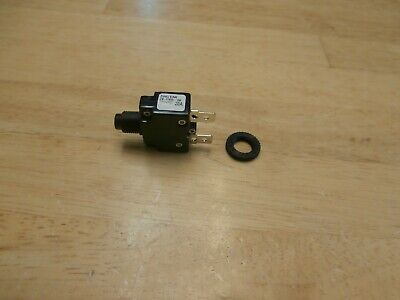 Miniature 20 Amp Push Button Circuit Breaker 125vac250vac30-6020 Philmore