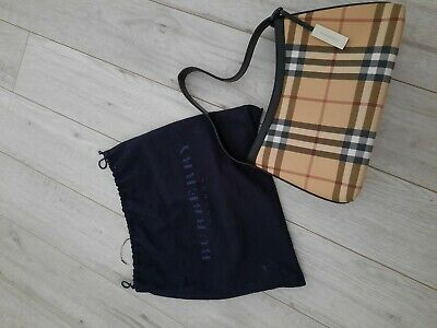 Burberry nova check shoulder bag Authentic