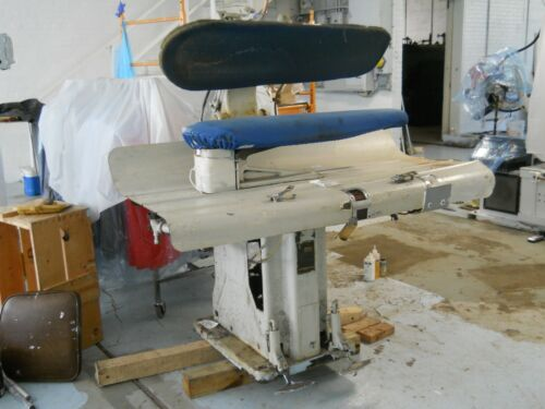 Prosperity Hot Head Press. Leaks from shock. Can be repaired or used for parts
