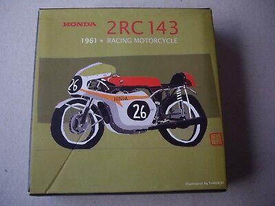 Honda Racing 2RC143 cup and saucer boxed gift set
