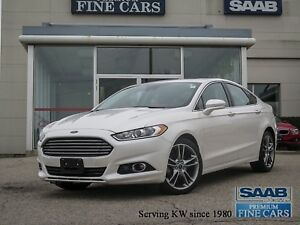 2015 Ford Fusion TITANIUM AWD Navi/Roof/Heated Steering wheel