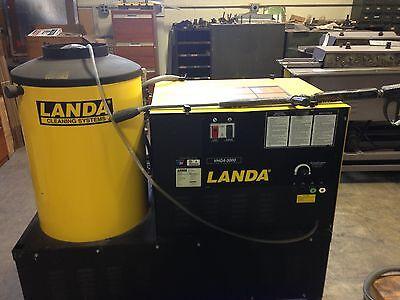 Landa Pressure Washer Model Vhg4-3000