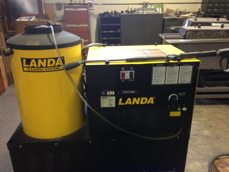 LANDA, Pressure Washer, Model# VHG4-3000