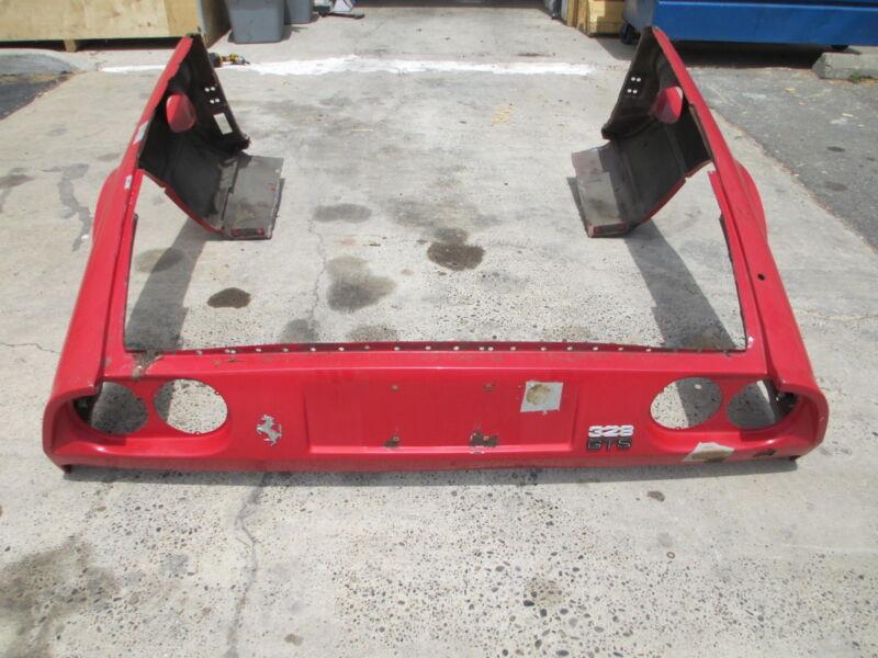 Ferrari 328 Gts, Rear Panel Complete  / Fenders # 61874800