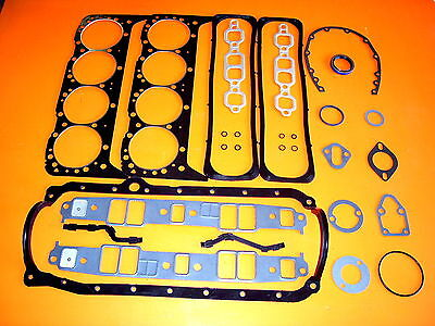 1987-1995 FITS CHEVROLET  GMC 350 5.7L V8 TBI  ENGINE GASKET SET