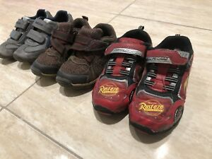 Toddler Geox and Stride Rite shoes