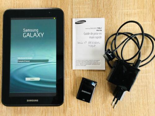 Tablette samsung galaxy tab 2 8go 7 pouces