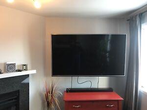 LG65UH6150 4K UHD TV  $1,200 plus $150 for wall bracket