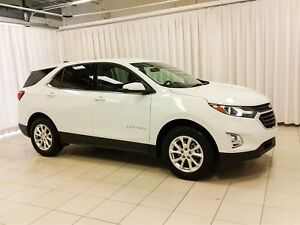 2018 Chevrolet Equinox EXPERIENCE IT FOR YOURSELF!! LT AWD SUV w