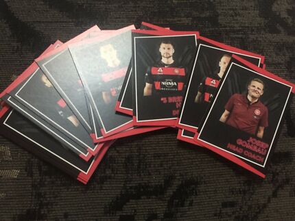 Wanted: WANTED WESTERN SYDNEY WANDERERS******2018 SOCCER CARDS CASH OR TRADE