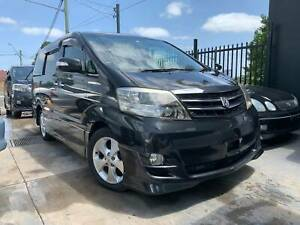 2007 Toyota ALPHARD V6 3.5L 8 Seater Yagoona Bankstown Area Preview