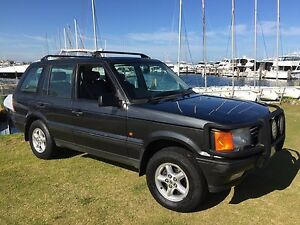 1999 Range Rover HSE 4.6 Sorrento Joondalup Area Preview