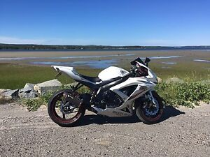 2009 GSXR 750 for sale $6900 obo