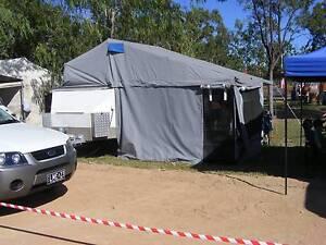 MOTORBIKE/CAMPER TRAILER SLEEPS 5 Mount Louisa Townsville City Preview