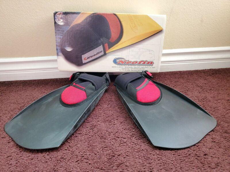 New Neofin Swim Swim Fins Made In The USA Snorkel Scuba Men