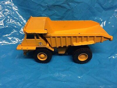 Joal Compact Diecast 223 Caterpillar 773-B Dumper Truck metal 1:70 scale