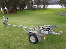 BOAT TRAILER FOR 12Ft DINGY Ulladulla Shoalhaven Area Preview