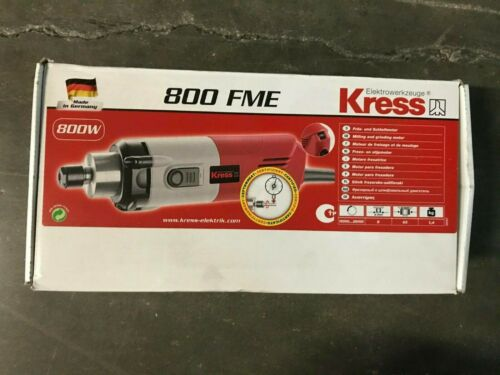 KRESS 800 FME New In Box