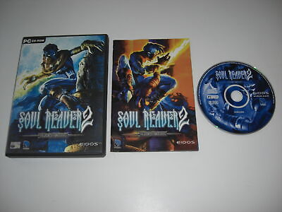 SOUL REAVER 2 Pc Cd Rom Legacy Of Kain Series - FAST DISPATCH