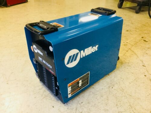 Miller XMT 350 CC/CV Multiprocess Welder Autoline