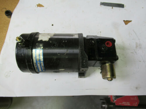 NEW OTTAWA TRUCK Hydraulic Pump and Motor S200*4172, Delta Pump