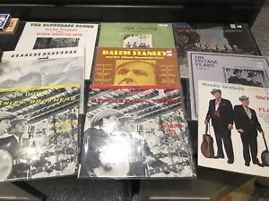 Bluegrass Record collection