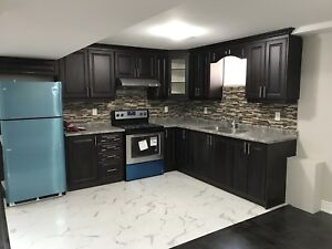 2 Bed Room Brand New City approved Basement for Rent