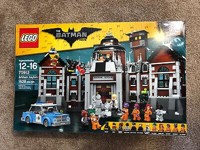 The LEGO Batman Arkham Asylum 2016 (70912) Great Condition