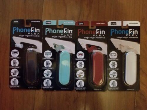 Flex Series Phone Fin Flex. Single Finger Phone Grip Multi-Use