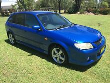 2002 Mazda 323 SP20 Manual Maraylya The Hills District Preview