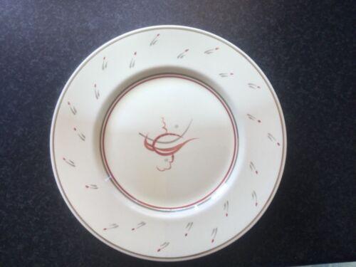 Susie Cooper Dinner Plate  Woods & Sons Ltd 1930's