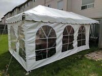 Party & Tent Rentals, Contact us for linens, Tents and tables!