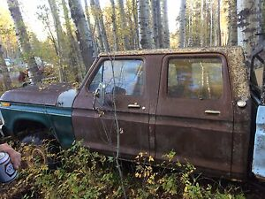 73 to 79 Ford F-250
