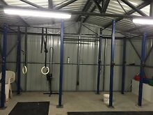Crossfit rig and weight setup Crows Nest Toowoomba Surrounds Preview