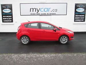2015 Ford Fiesta SE SE, HATCH, BLUETOOTH, ALLOY WHEELS, SHARP...