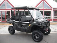 2015 KAWASAKI MULE PRO FXT DOORS!! WINDSHIELD!! ROOF!! FRONT BUM Moncton New Brunswick Preview