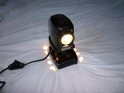 Vintage Burton Doctor Examination Light Lamp