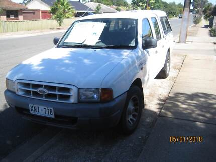 Ford courier GL dual cab 2002 model Reynella Morphett Vale Area Preview